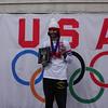 Eamon McKenna - Men's Half Marathon: 1st Place