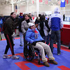 Jenny Crain visits the Icebreaker Indoor Marathon