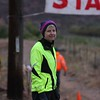 RUSA Webmaster Mary ready to start the full marathon