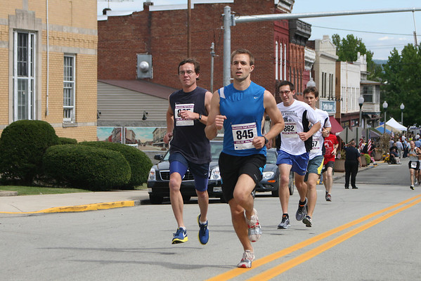Scottdale Fall Festival Race