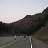 Big Cottonwood Canyon - taken by Mary during the race