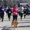St. Joan of Arc Frostbite 5K : Nashotah, WI - Feb 25, 2012