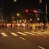 Start of the marathon