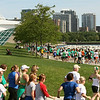Run/Walk to Irish Fest : Along the lakefront - Milwaukee, WI - Aug 18, 2012  Photos from the start, early race and mid-race.