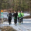 John Dick Memorial 50K Run : Southern Kettle Moraine - Eagle, WI - Feb 4, 2012