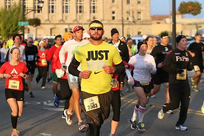 Des Moines Marathon