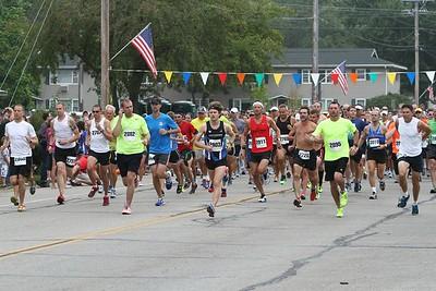 Green Lake Half Marathon