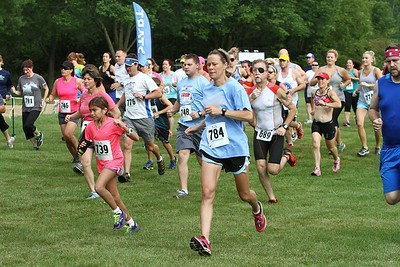 Wisconsin Trail Assail Labor Day Run - Muskego
