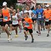 Brewers Mini Marathon : Miller Park - Milwaukee, WI - Sep 20, 2014  Photos from the start, mile 5 of the 10K/mile 12 of the half marathon.