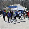St. Joan of Arc Frostbite 5K/10K : Nashotah, WI - Feb 22, 2014  Photos from the start 5K/10K, mile 3 and near finish of the 10K
