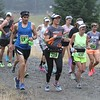 Jack & Jill's Downhill Marathon : North Bend, WA - Jul 26. 2015  Photos from the marathon start and mile 13 along with a few at the end.