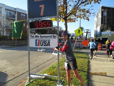 Milwaukee Running Festival Course Photos