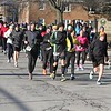 Trailbreaker Marathon : Waukesha, WI - Mar 28, 2015  Photos from the start, near CTH DT (about mile 7), marathon turn around at the Lapham Peak tower and some at the finish.