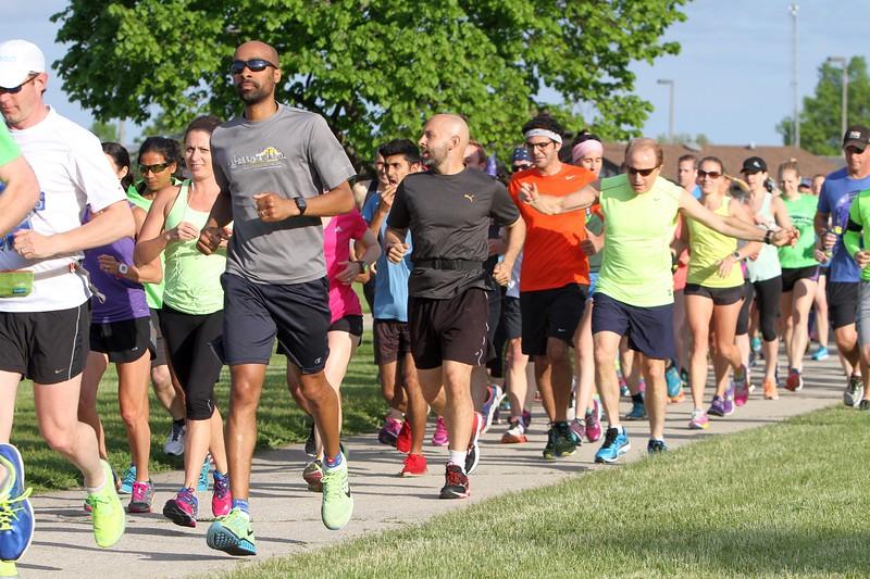 Milwaukee Running Day