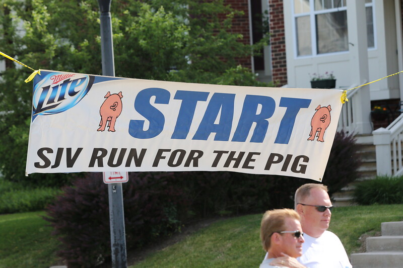 Run for the Pig