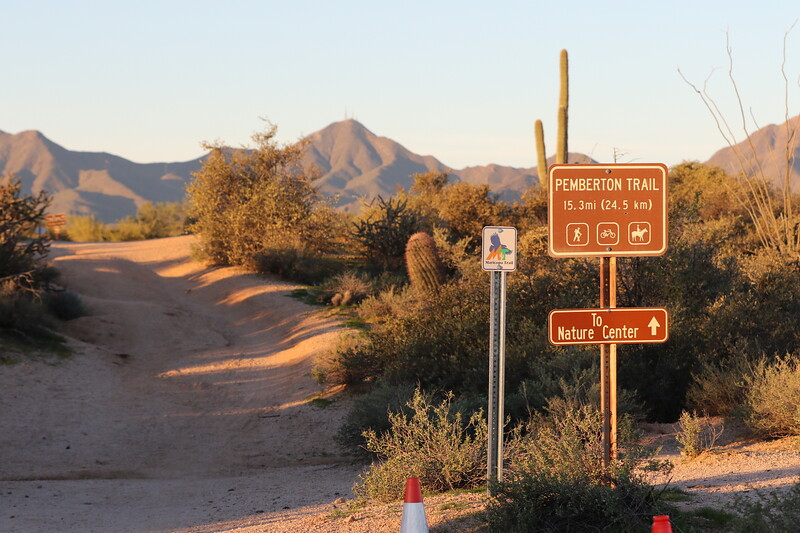 XTERRA McDowell Mountain Trail Run