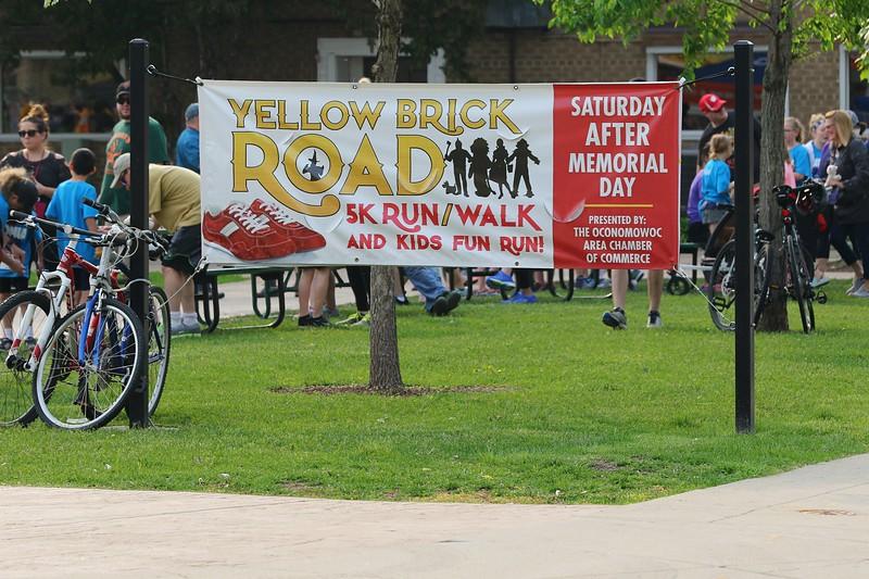 Yellow Brick Road 5K