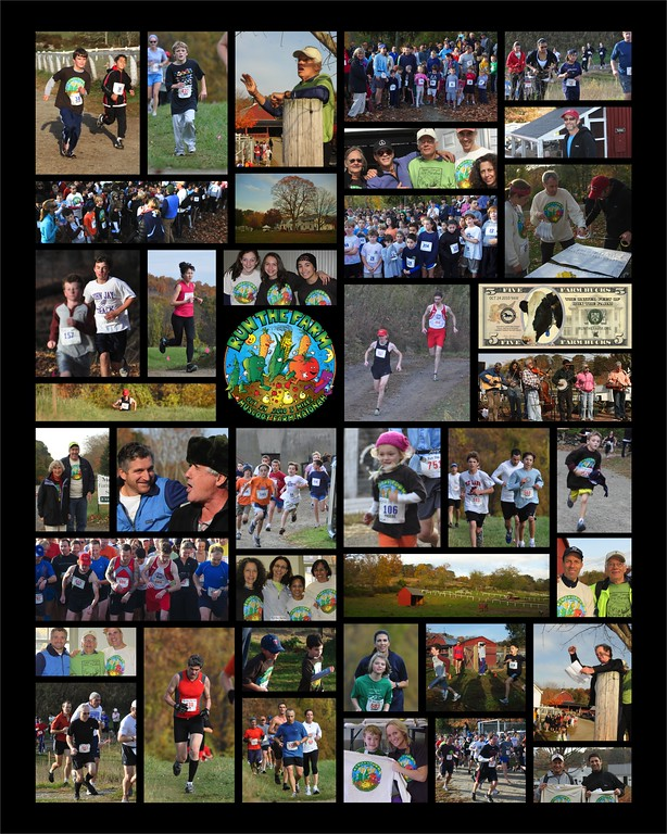 Run The Farm 2010 Collage
