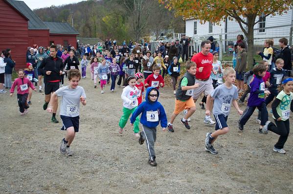 Run The Farm 2011 - Rob Cummings and Ciorsdan Conran