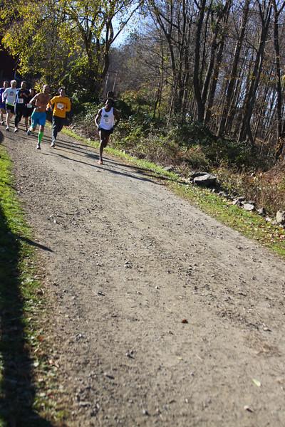 CG - Five Mile Race 2013