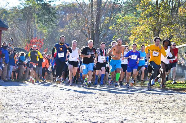 EF 5 Mile Race - 2013