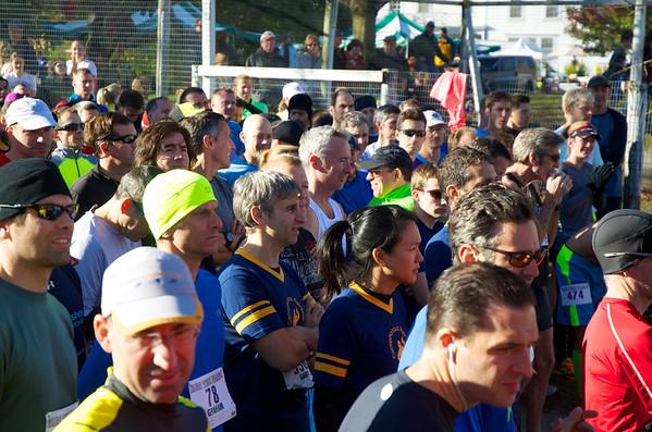 RC 5 Miler Start 2013