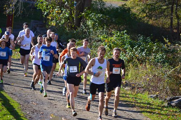 2014 - 5 Mile Run