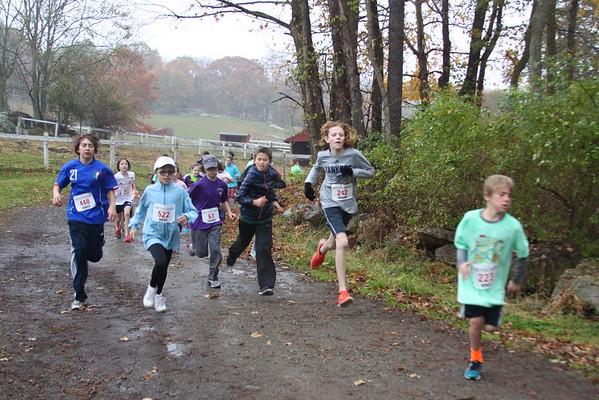 Carol Gordon - Older Kids Race 2015