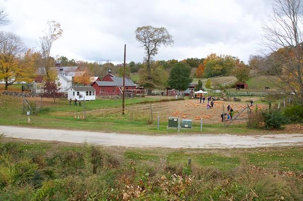 Pre-Race Farm Photos