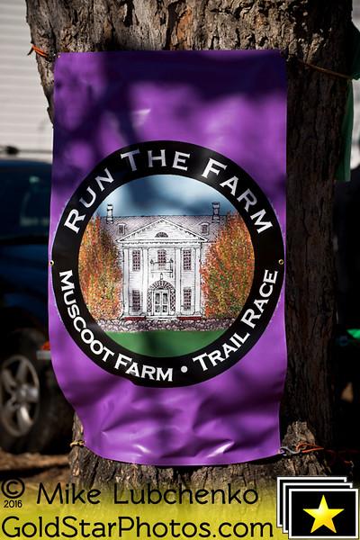 Run The Farm, Muscoot Farm Race 2016.