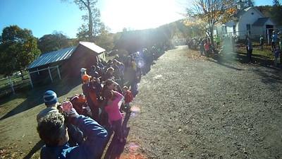 Kids Run The Farm - 6 & under start