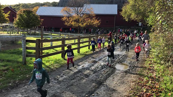 1K Kids Run The Farm