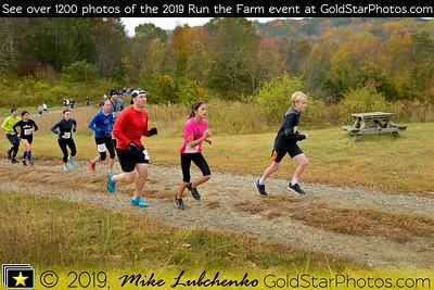 Run the Farm 2019, Muscoot Farm, Westchester NY. Copyright Mike Lubchenko, 2019, Gold Star Photos. GoldStarPhotos.com