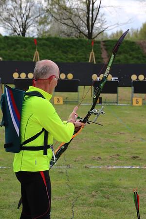 Run-Archery Cup Lichtenvoorde 25 april 2016