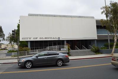 Glendale Police Station