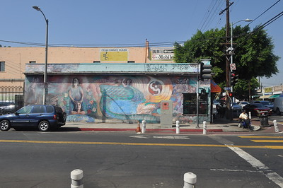 BOYLE HEIGHTS - Cesar Chavez @ Breed