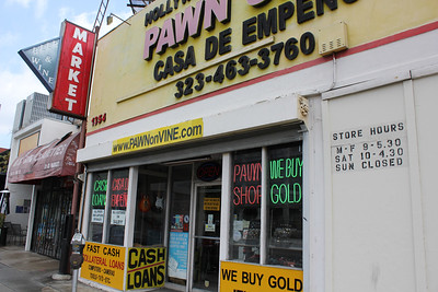 Hollywood  Pawnbrokers