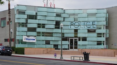 Boyle Heights Police Station - Ref