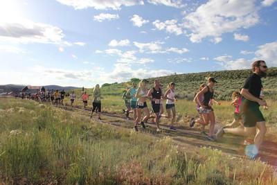 2016 Park City Trail Series 10k