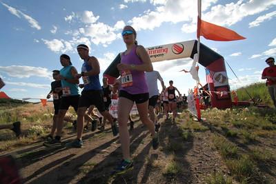 2015 Park City Trail Series 10k