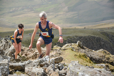Andrew Yates Cader Idris Fell Race 8437 Copyright 2015 Dan Wyre Photography, all rights reserved www.danwyrephotography.co.uk