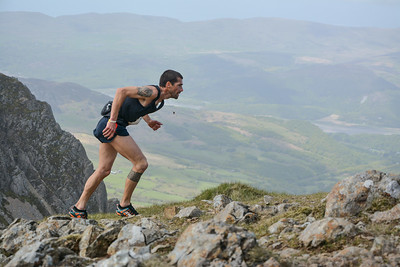 Felipe Jones Cader Idris Fell Race 2816 Copyright 2015 Dan Wyre Photography, all rights reserved www.danwyrephotography.co.uk