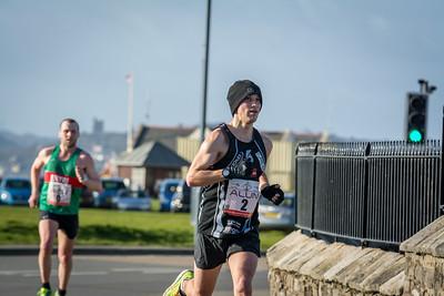 2652 Alun Vaughan Richard Roberts  2565 at Always Aim High     Angelsey Half Marathon 12565