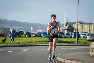 2657 Callum Rowlinson  5893 at Always Aim High     Angelsey Half Marathon 15893