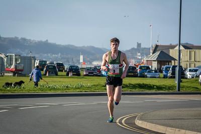 2656 Callum Rowlinson  5637 at Always Aim High     Angelsey Half Marathon 15637