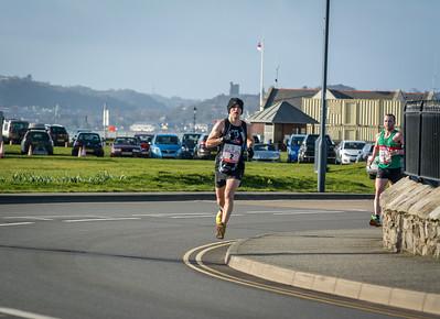 2651 Alun Vaughan  1797 at Always Aim High     Angelsey Half Marathon 11797