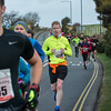 3893 Andre Bright   5148 at Always Aim High     Angelsey Half Marathon 5148
