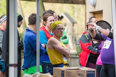 0561 Dapper Haydn 28 Trail Marathon Wales, Half Marathon 9655