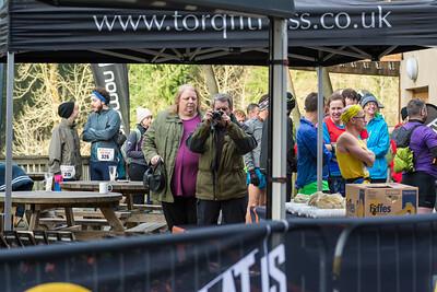 0560 Clare Salisbury 315 Peter Spinner 326 Trail Marathon Wales, Half Marathon 9654