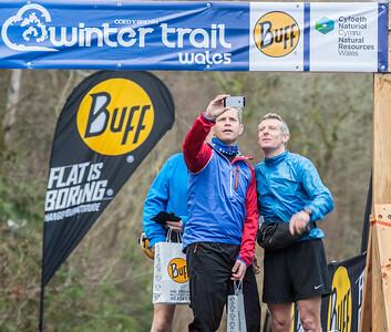 0549  Trail Marathon Wales, Half Marathon 9591